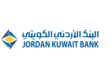 Jordan Kuwait Bank financial branding