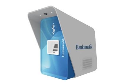 ATM Kiosk Design for Bankamatik