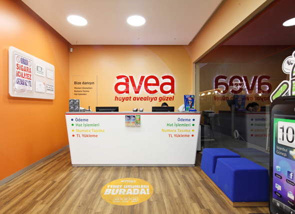 Avea Customer Experience Design