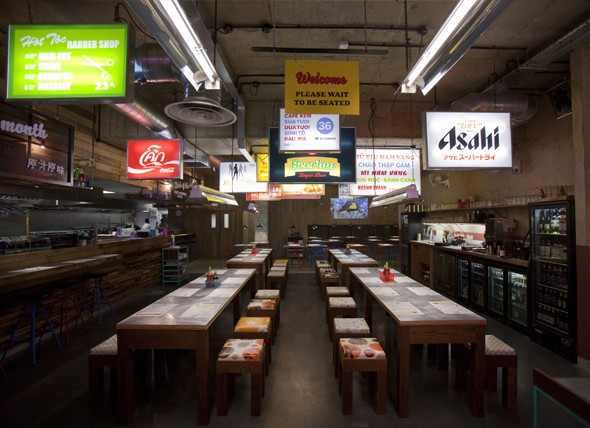 Fast Casual Restaurant Design For East Street