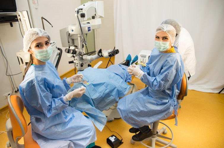 activitate sala operatie I care