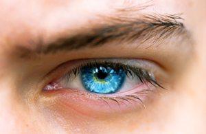 lentile de contact colorate