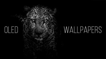 Beautiful  dark wallpapers perfect for OLED smartphones