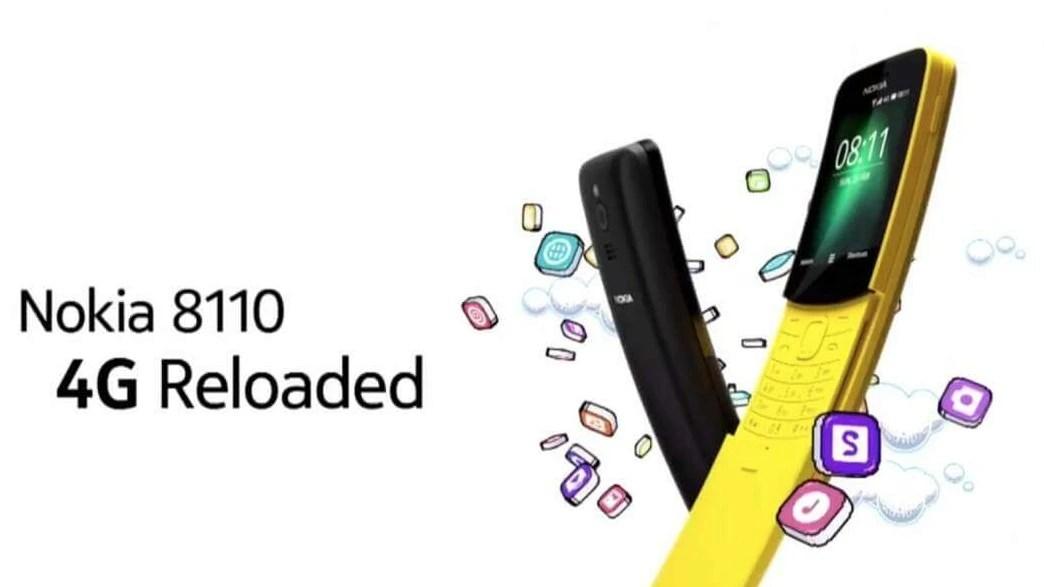 Enter the Matrix: Nokia 8110 4G announced with insane battery life and nostalgic design