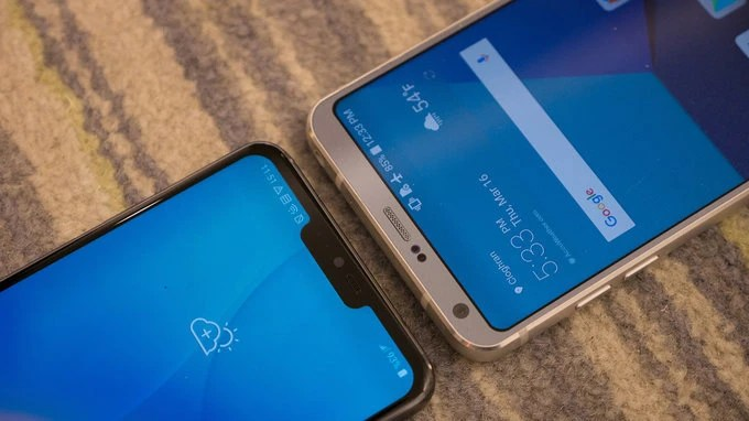 The LG G8 ThinQ could feature an upgraded LCD display with a 4K resolution