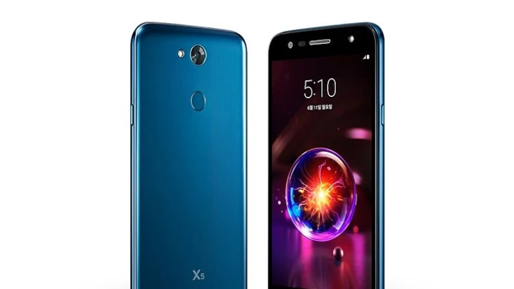 LG X5 (2018) becomes official in South Korea with large 4,500mAh battery