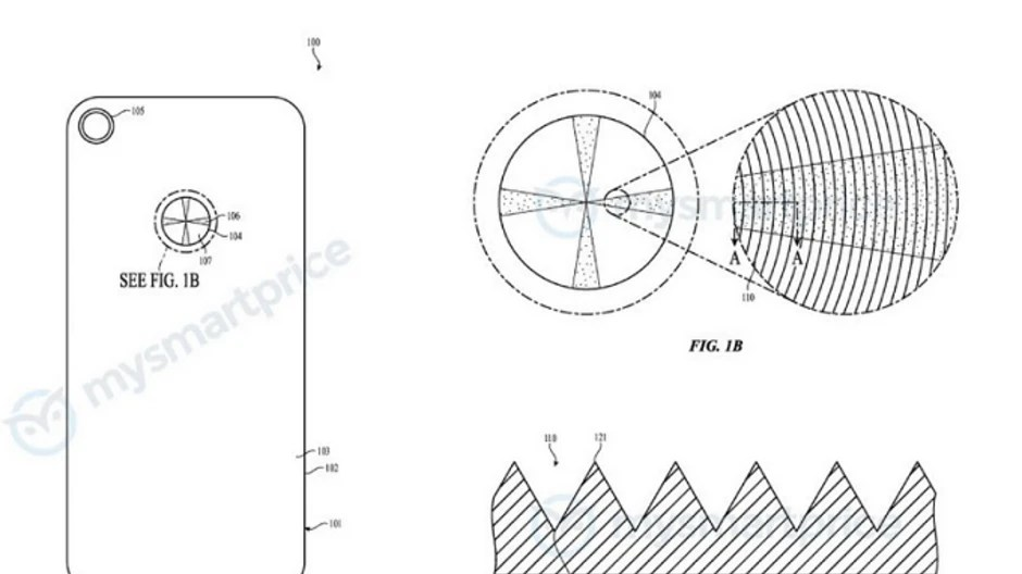 Apple's latest patent indicates that a change could be coming to the look of future iPhone models