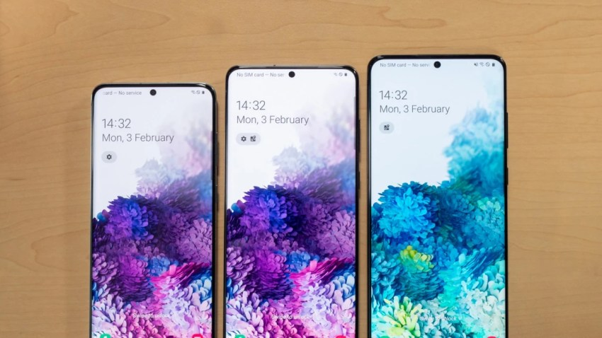 Image result for galaxy s20 series