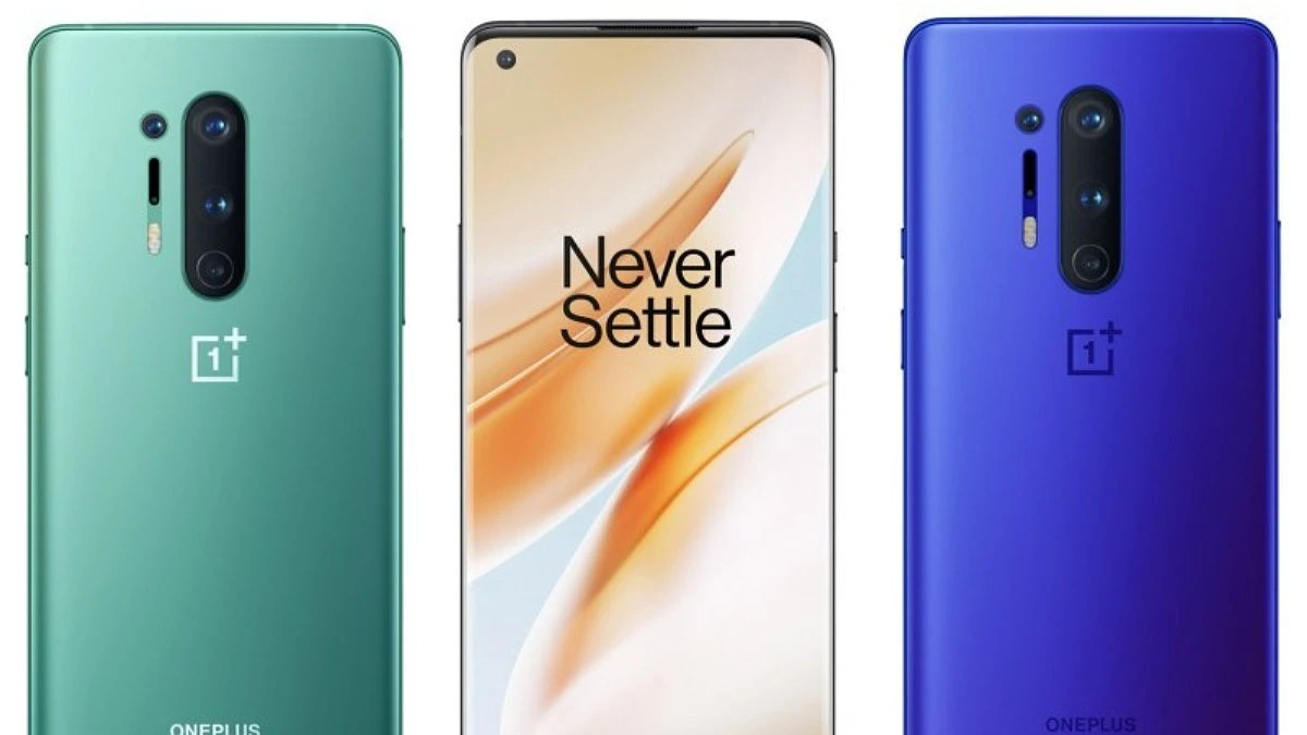 The OnePlus 8 5G and 8 Pro