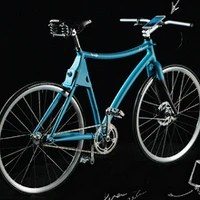What could be more mobile than Samsung's Smart Bike?