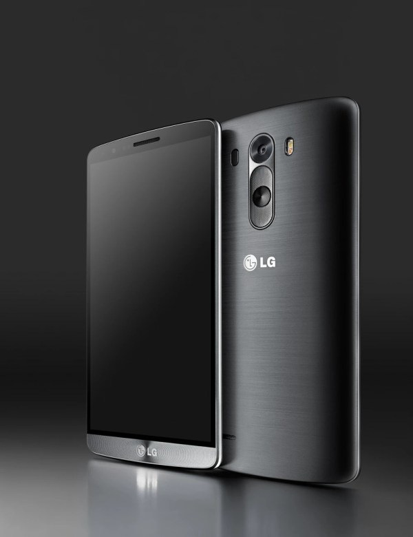 LG G3 has arrived: here's all you need to know