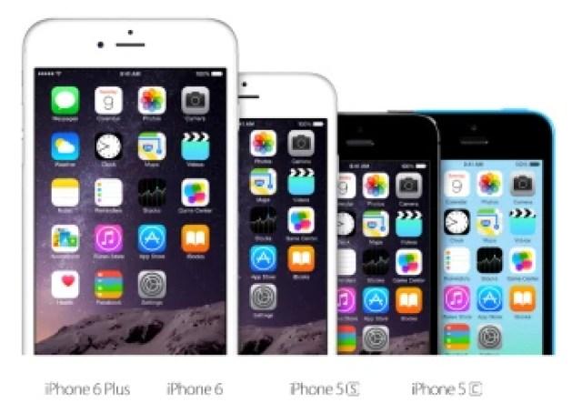 Apple iPhone 6 vs iPhone 6 Plus vs iPhone 5s: in-depth specs comparison