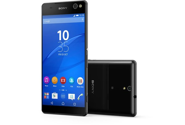 Sony Xperia C5 Ultra is official: 6-inch phablet snaps ...