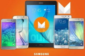 First Samsung devices to get Android Marshmallow tipped, rolling out by early 2016