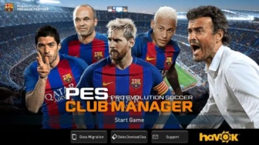 Download Free PES Club Manager App