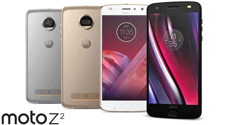 Image result for Official video promotes the updated rear camera on the Moto Z2 Play
