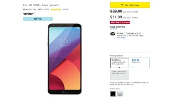 Deal: Get the Verizon LG G6 for just $288 from Best Buy