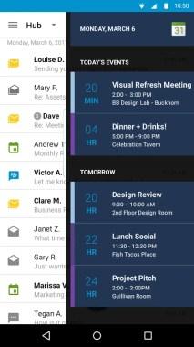 BlackBerry Productivity Tab The BlackBerry Productivity Tab app gets more visual changes, tweaks