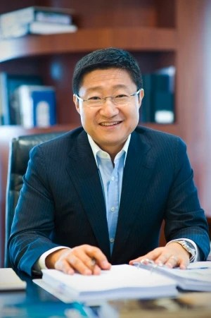 Gregory Lee, the new President of Nokia Technologies