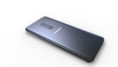 Samsung-Galaxy-S9-renders Android Uncategorized  Samsung Galaxy S9 and S9+ rumor review: Specs, design, features, price and release date