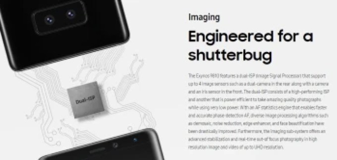 The promotional image in question. The smartphone depicted is very likely just a placeholder image in place of the final product