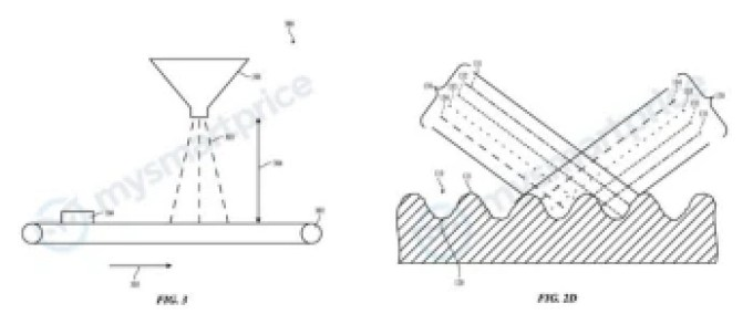 More illustrations from Apple's new patent called Surface Finishing