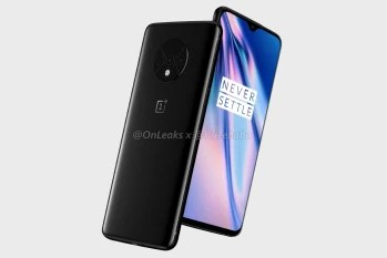 OnePlus 7T leaks with huge rear camera module, familiar front