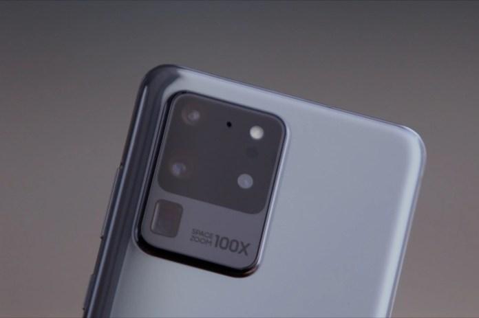 Samsung Galaxy S20 Ultra Galaxy S20 Ultra: tudo o que precisa saber sobre o aparelho Camera