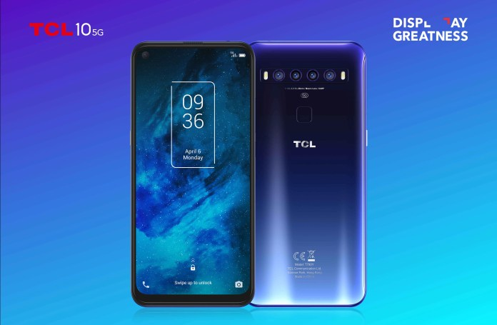 TCL 10 Series: Good specs, lots of cameras, and 5G on a budget ...