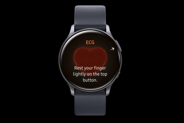 The ECG monitor is still technically disabled on the Galaxy Watch Active 2: Leaked high-quality rendering does justice to the beautiful Samsung Galaxy Watch 3