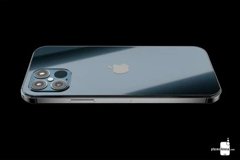Apple iPhone 12 Pro concept map rendering-due to lack of accessories, Apple packed 5G iPhone 12 in a ``delicate'' thin box