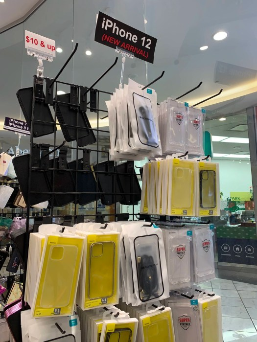 iPhone 12 cases spotted at a store in Canada - Leaked Target ad and Apple's YouTube channel might hold clues to iPhone 12 launch plans