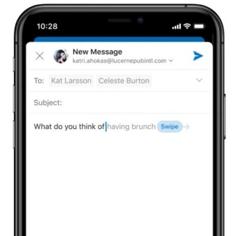 IOS and Android Outlook apps will get text prediction - adding these changes to Microsoft's Outlook will greatly improve the app