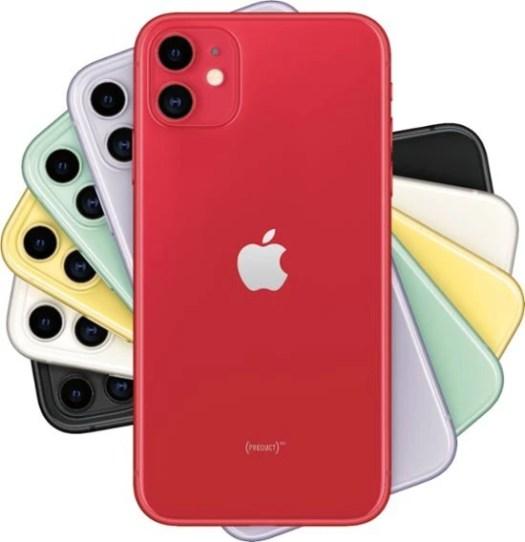 Google Pixel 5 vs Apple iPhone 11 5