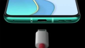OnePlus 8T, 65W şarjı destekler ve tam şarj yalnızca 39 dakika sürer - OnePlus 8T, iki pil, 120Hz düz ekran ve 65W hızlı şarj ile gelir