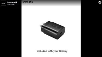 Samsung mocks Apple Pal's decision to ship new iPhone models without charger in Bux - Samsung mocks Apple Pal's 5G move, although U.S.