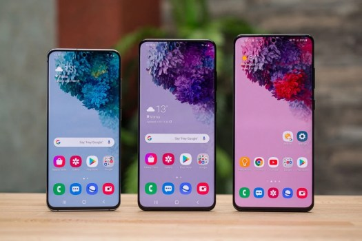 Galaxy S20, S20+, S20 Ultra (left to right) - Early Samsung Galaxy S21 5G launch and key S21 Ultra specs are now essentially confirmed