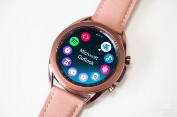 Samsung Galaxy Watch 3 - The Apple Watch and Galaxy Watch 3 were very popular last quarter