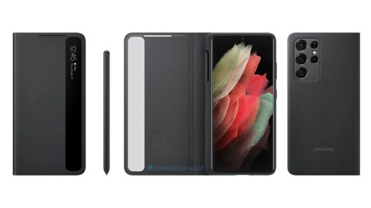The S Pen stylus support on Galaxy S21 Ultra: features, price, compatible cases