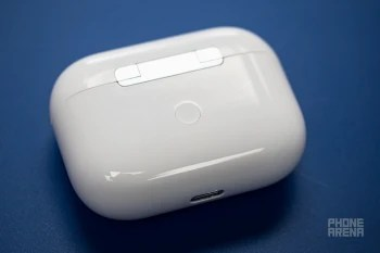 Low-quality plastic has bumps around the cutouts - Real AirPods Pro vs fake AirPods Pro: differences, how to spot them, quality comparison