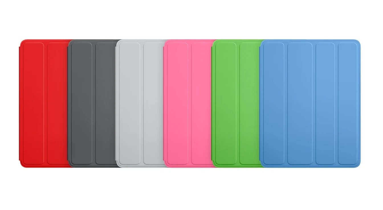 Smart Cover For The New IPad And IPad 2 Has Your Back