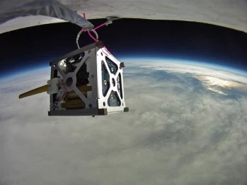 Android-powered satellites headed to space