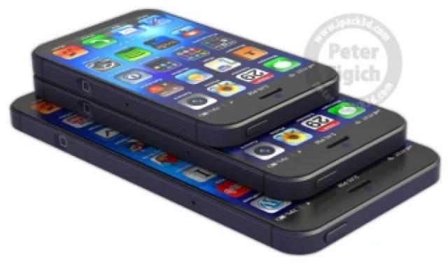 """Di Apple iPhone 6 potrebbe arrivare con un più grande, 4.8 """"Display"""