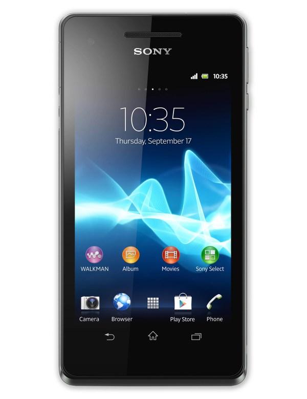 Sony Xperia V specs