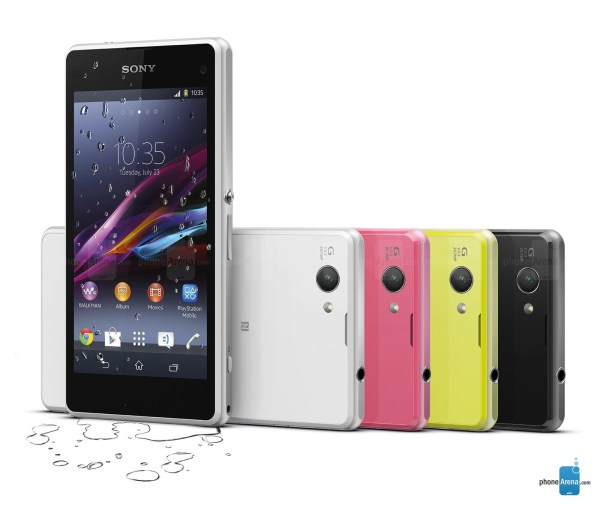 Sony Xperia Z1 Compact specs