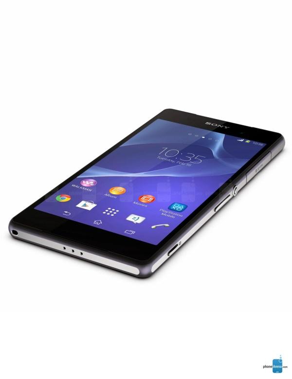 Sony Xperia Z2 specs