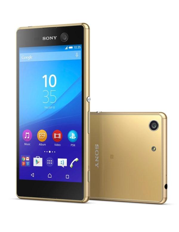 Sony Xperia M5 specs