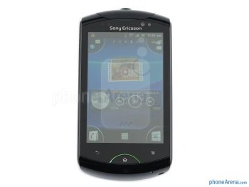 The Sony Ericsson Live with Walkman does not have the boring-slab-o-plastic appearance - Sony Ericsson Live with Walkman Review