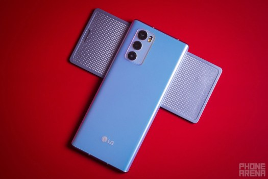 LG Wing hands-on: what does the LG Wing do?