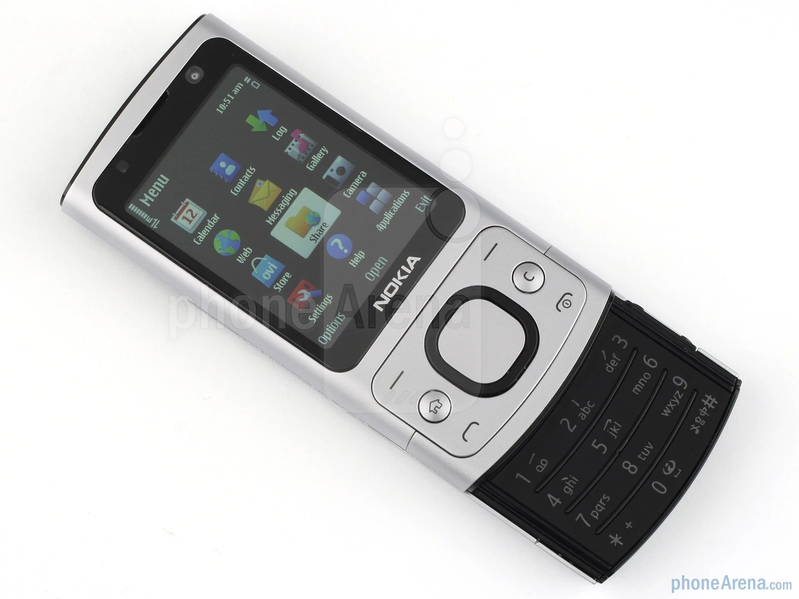 Nokia 6700 Slide Review Performance And Conclusion